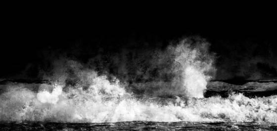 Ocean geyser