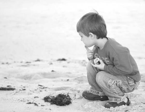 Brandt at flagler beach