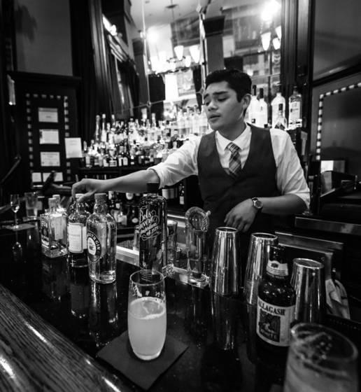 Teaching gin