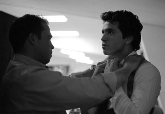 Adjusting tie collar