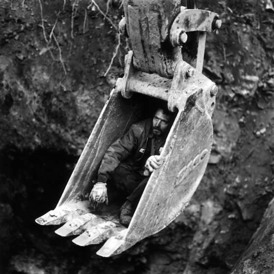 Coal  miner buck