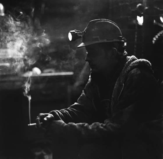 Coal miner bob