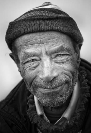 Street portrait 3