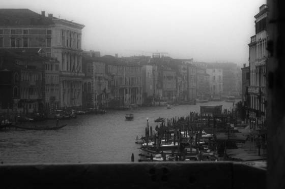 International   foggy venezia