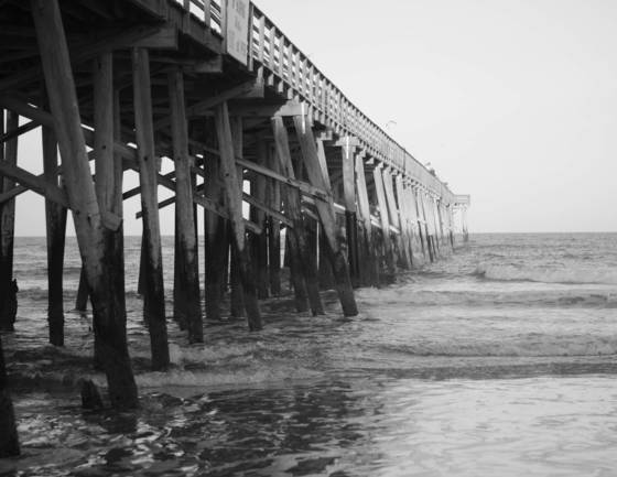 Flagler pier