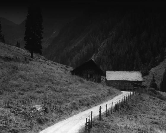 The escape road