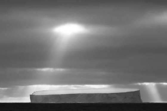 Antarctic light