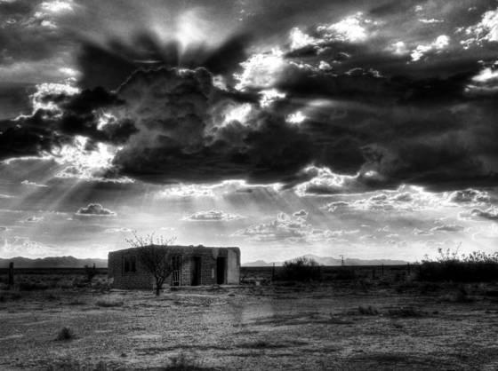 Abandoned rancheria