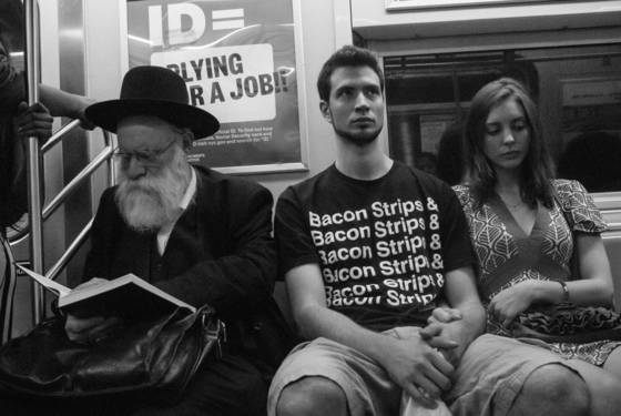 N train to brooklyn