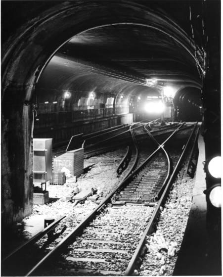 Dual tunnel