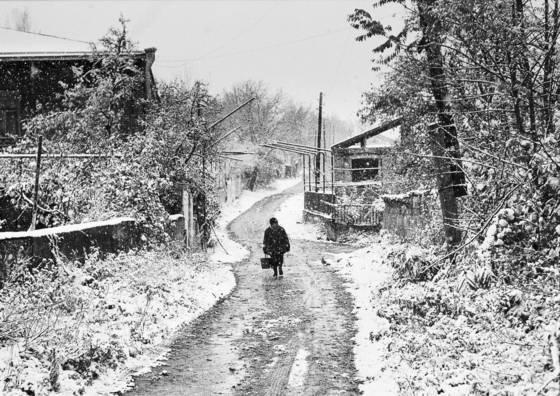 Early winter in ergneti