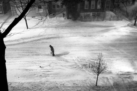 After the blizzard