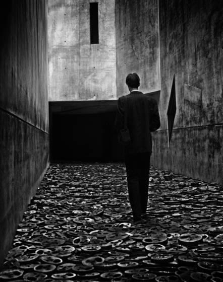 Solitary steps