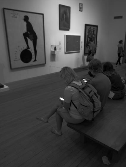 Viewing art 1
