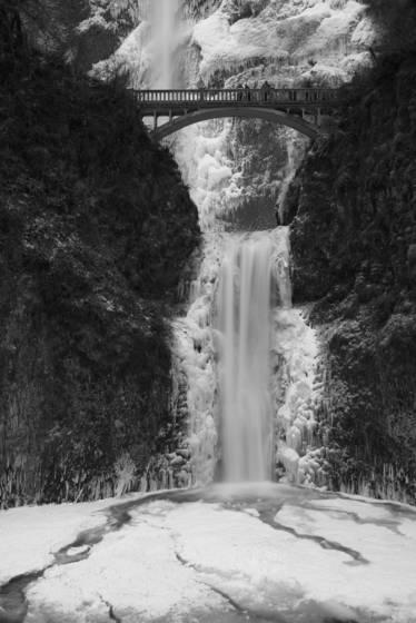 Frozen falls 1
