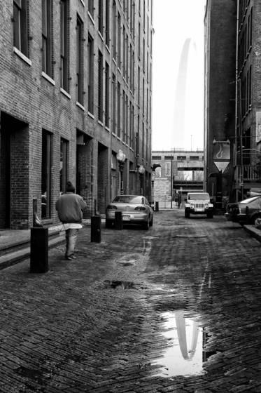 1st street alley