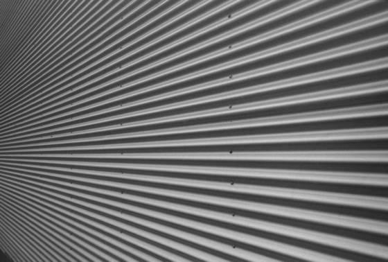 Delta museum wall