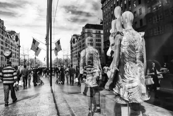 5th avenue stroll