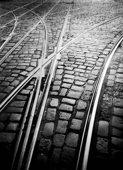 Tram lines   prague