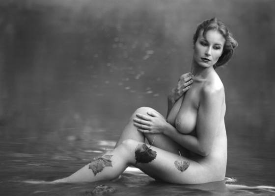 Waterscape nude