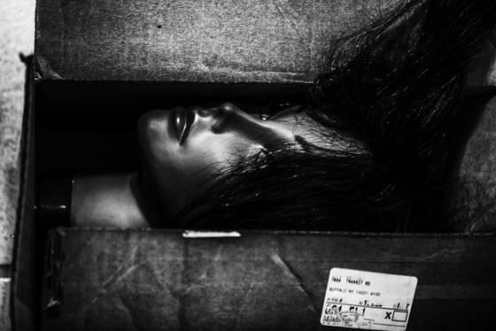 Girl in the box 1