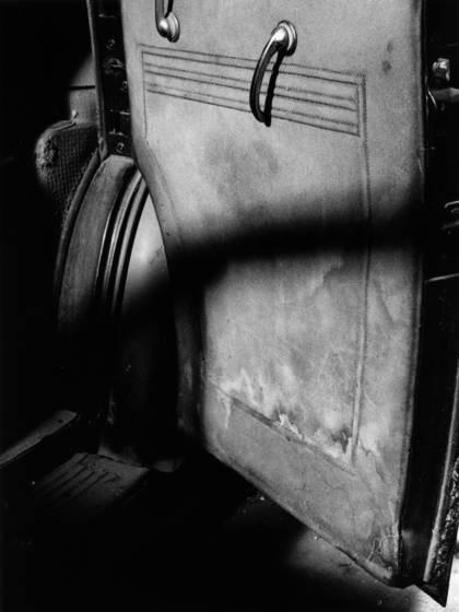 Lasalle rear door