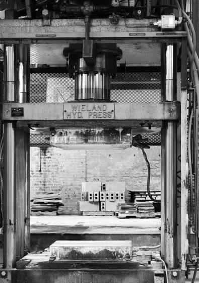 Hydro press