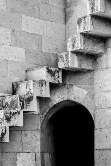 Camel kervansaray stairway