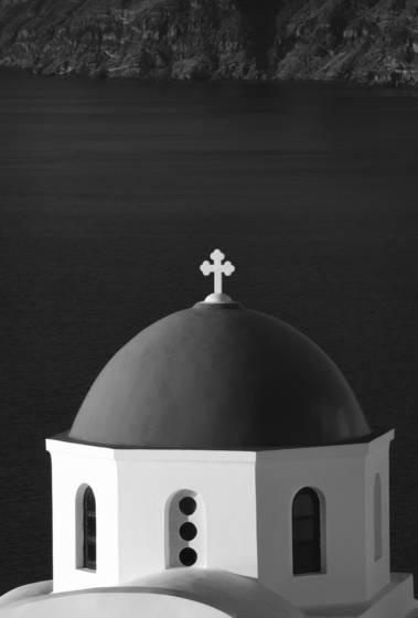 Oia santorini bw 1239