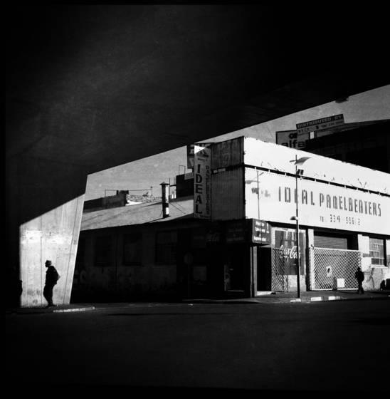 Johannesburg noir