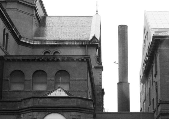Saint chimney washington