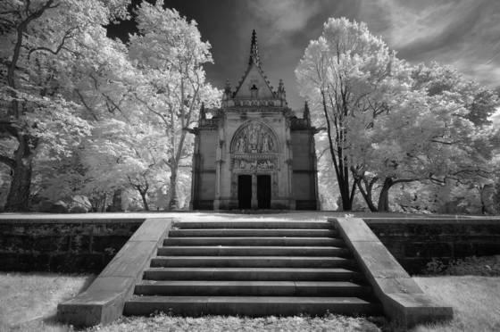 Belmont mausoleum