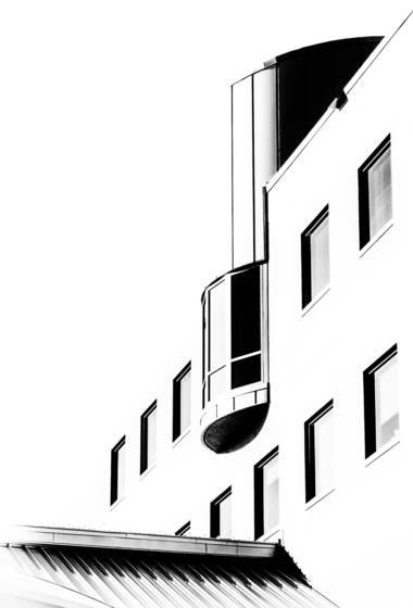 White architecture  3
