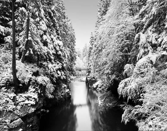 Capilano winter