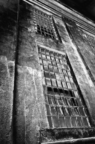 Wall into alcatraz