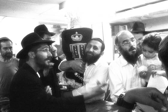 Keeping the faith 6   efer torah