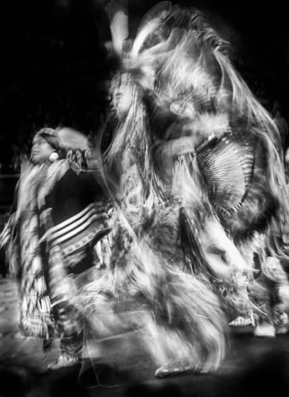 Traditional spirit dancers 2