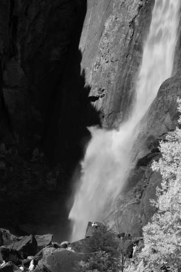 Bridelveil falls 1