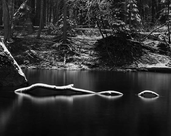 Rock    branch merced river