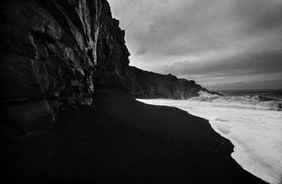 Dyrholaey beach  002