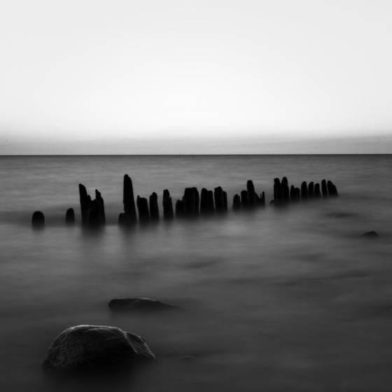 Pier ruin