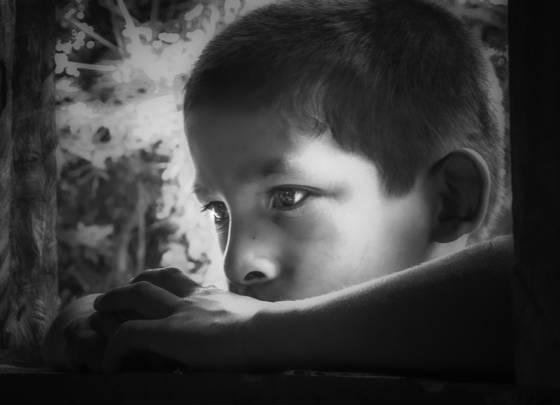 Boy portrait 1