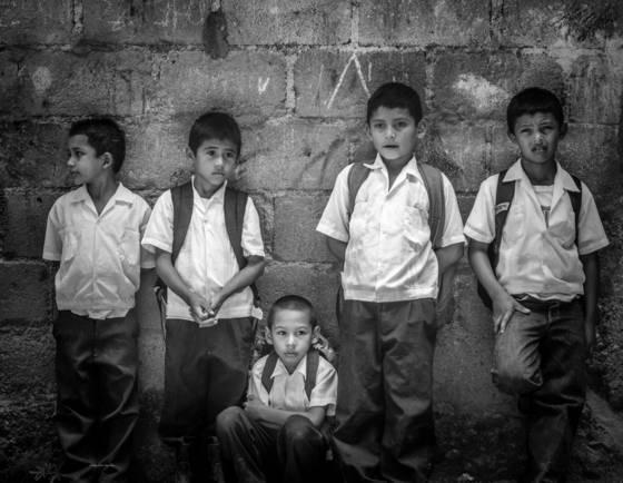Boys portrait