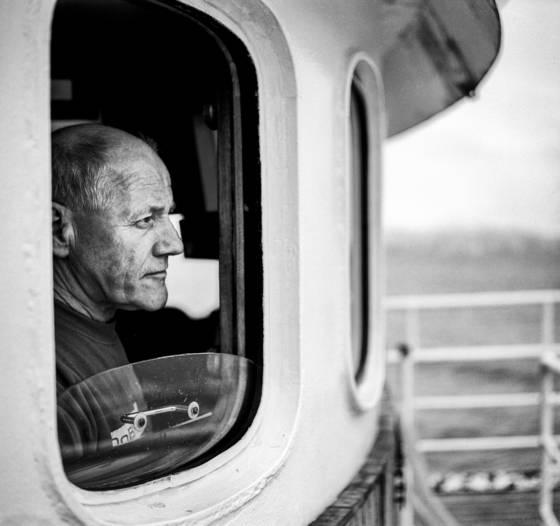 Skipper portrait