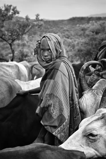 Surma herdsman
