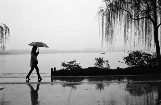 Lake xi hu