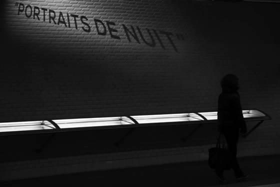 Portraits de nuit
