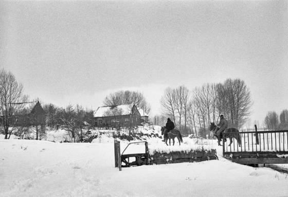 Armenian winter day