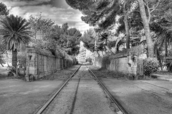 Railroad break