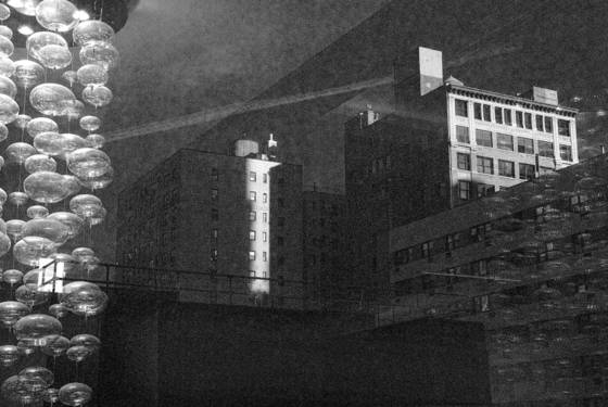 Reflect chelsea cityscape